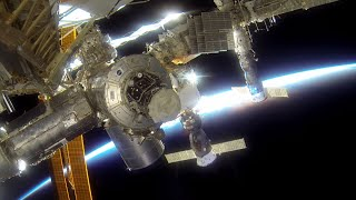 Action Cam Footage From U.S. Spacewalk #30