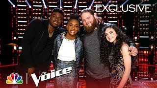 These Are the Top 4 - The Voice 2018 (Digital Exclusive)