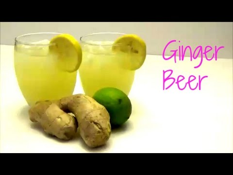 Trini Ginger Beer Recipe - Episode 268