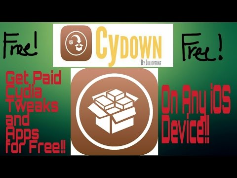 (iOS) How to Get Paid Cydia Tweaks/Apps for Free!!