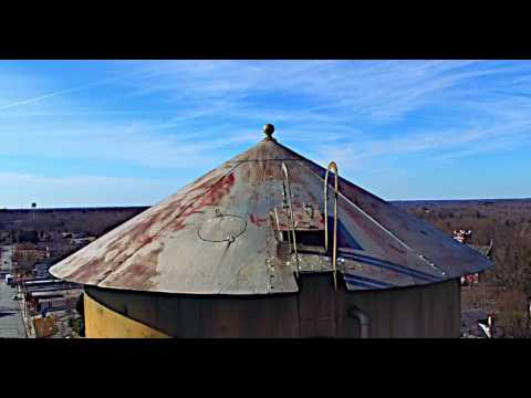 Thomasville, NC Water Tower Inspection