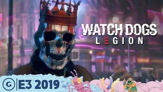 Watch Dogs Legion's Dangerous Ambition   E3 2019