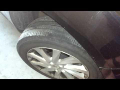 2012 Mazda 6 Headlight Replacement Part 1
