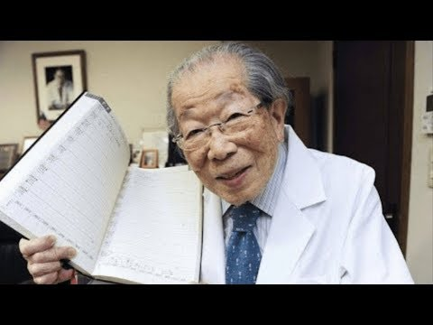 10 Healthy Advices By 104 Year Old Japanese Doctor