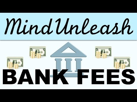 Bank Fee Rant - Bank Fees For Cashing A Bank's Own Check