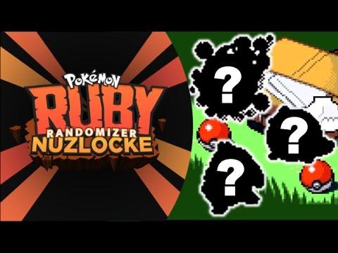 WHICH STARTER?! - Pokemon Ruby Randomizer Nuzlocke Part 1