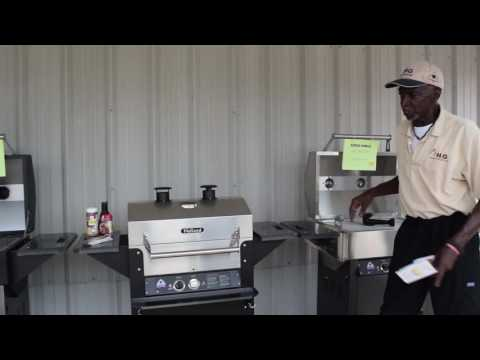 Holland Grill Demo Pt. 4 (The Holland Line)
