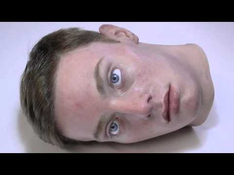Animatronic Head (Greg Townley) - The World's End