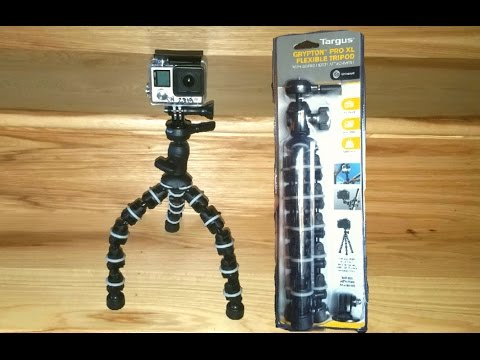 Grypton Pro XL Flexible Tripod Weight Test And Review