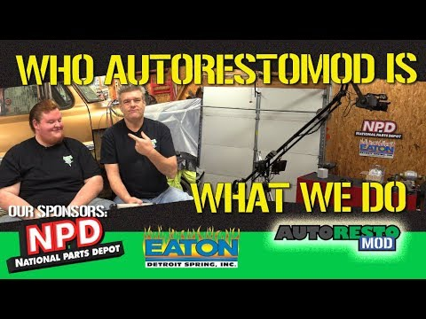 Who We are How We Do How To Autorestomod Episode 392