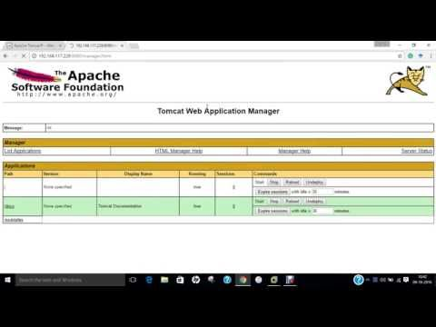 How to Install Apache Tomcat in Ubuntu 16.04