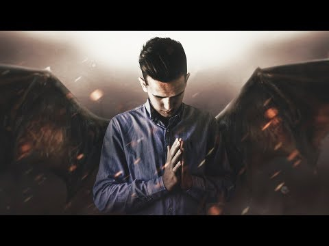 Demon Wings |Creative  Photo Manipulation | Photoshop Tutorial | GFX Station