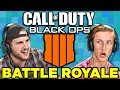 Battle Royale (React Gaming) - Fortnite Killer  Call Of Duty Black Ops 4 mp3