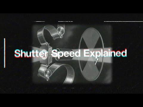 Shutter Speed Explained - Understanding Shutter Angle - DSLR Filmmaking