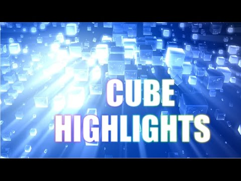 Cube Highlights #1 [Funny gaming moments]