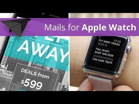 Mail Designer Pro 2.2 – Create perfect emails for Apple Watch