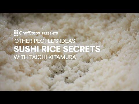Secrets to Perfect Sushi Rice, With Taichi Kitamura