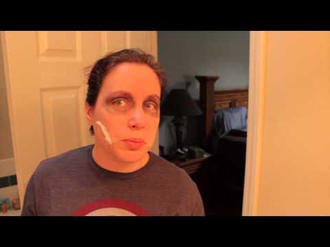 Zombie Make-up Tutorial
