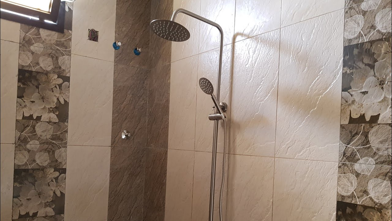 Bathroom Shower Mixer Fittings।Shower Mixer Installation Process।How to Fit Shower Mixer
