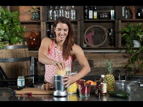 Emily Schromm's Two-Ingredient Protein Pancake Recipe