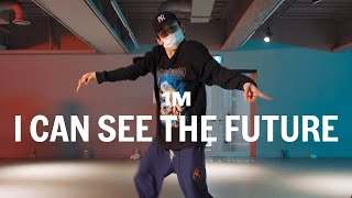 Tinashe - I Can See The Future / Yumeki Choreography