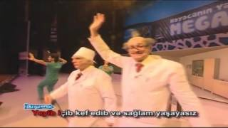 Medsestra və medbratların rəqsi - Qızıl Gül (Bir parça, 2014)