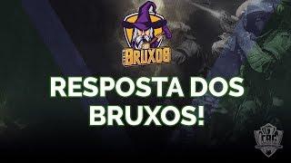 RESPOSTA DOS BRUXOS PARA A PITBULLS - FINAL DA LENDÁRIA