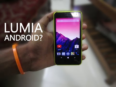 How to make your Lumia look like Android™!