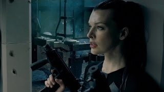 Resident Evil 6: The Final Chapter - Rewind | official featurette (2017) Milla Jovovich