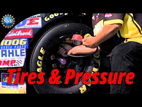 Tires and Pressure - Science of Speed