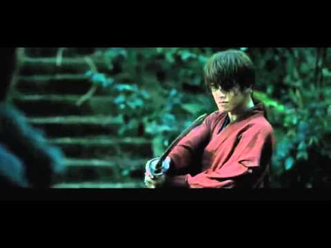 Rurouni Kenshin (るろうに剣心) - Trailer - japanese action, drama, history, 2012 [eng sub]