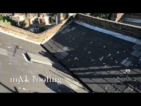 M&K ROOFING NE18 replacement/ grp valley
