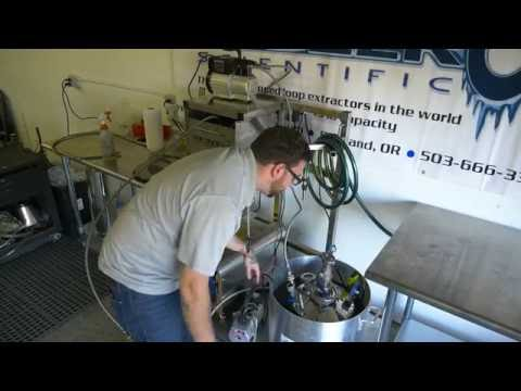 Subzero Scientific Extraction