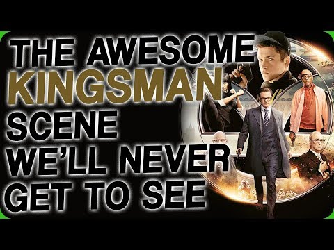 The Awesome Kingsman Scene We'll Never Get to See
