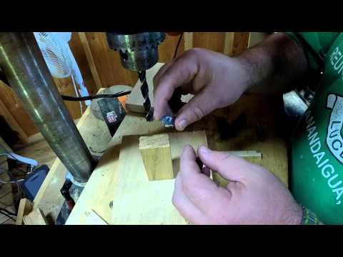 DIY vaping coil jig