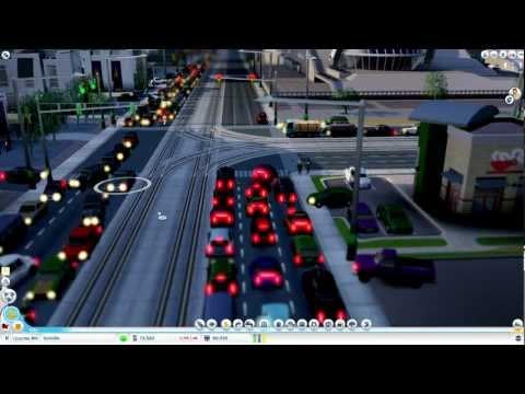 SimCity Traffic Problems
