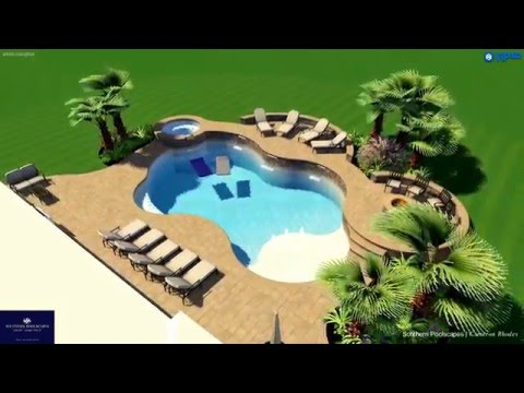Gunite Swimming Pools & Pool Renovation Fairhope AL, Orange Beach AL, Daphne AL, Gulf Breeze FL