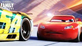 CARS 3 - Lightning McQueen in the NEW Extended Sneak Peak Trailer