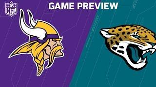 Vikings vs. Jaguars (Week 14 Preview) | NFL Now | NFL