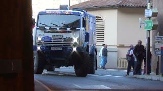 Monaco Dakar Africa eco race 2016 rallye raid partenza