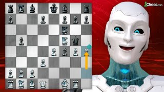 Stockfish Explains The Immortal Chess Game