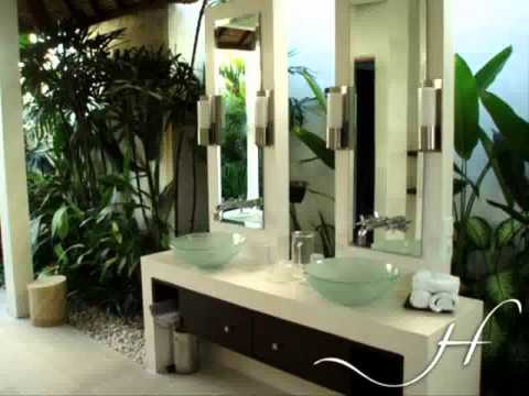 Balinese bathroom decorations inspiration