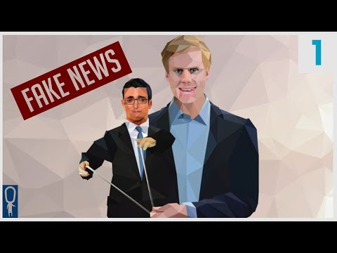 FAKE NEWS - Orwell: Ignorance is Strength - Surveillance Thriller - Part 1 Gameplay Let's Play