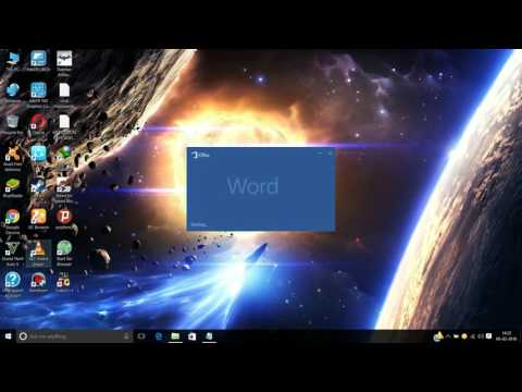 How to install Microsoft Office 2016 Professional Plus for Free?