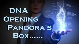 DNA Opening Pandora