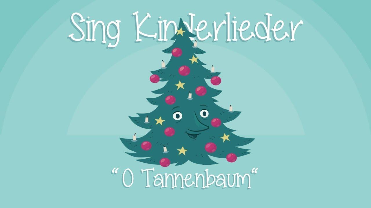 O Tannenbaum - Weihnachtslieder zum Mitsingen | Sing Kinderlieder
