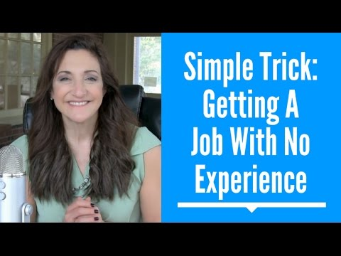 Simple Trick To Get A Job When You Don't Have Any Experience | #HelpMeJT