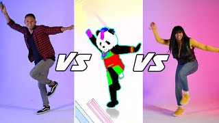 Download Professional Dancers Try Just Dance 2019 Video