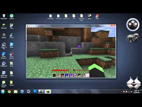 Minecraft 1.0.0 - How To Install The Little Blocks Mod