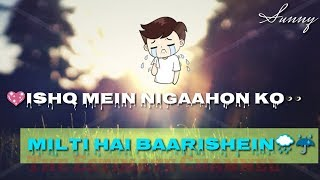Dil Meri Na Sune Whatsapp status lyrical - Genius | Animated by Sunny